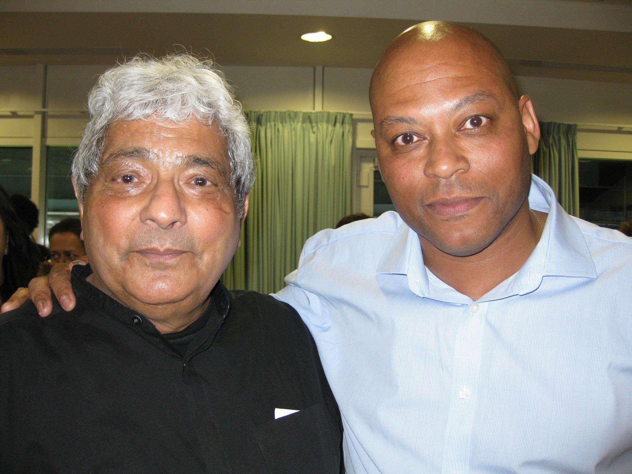 Arif Ali and Colin Babb
