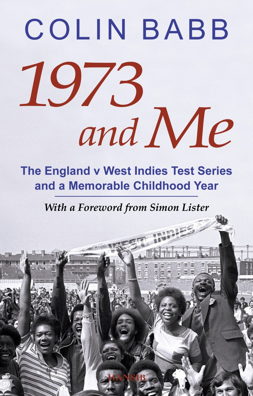 1973 and Me cover